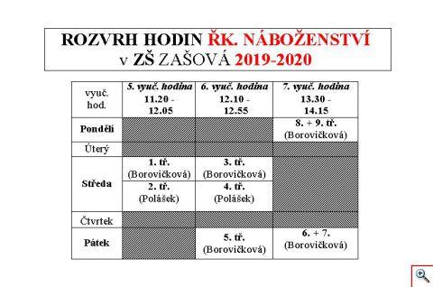 ROZVRH--2019-2020